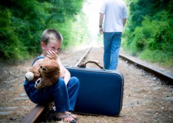 A bántalmazó férfi - Apának alkalmatlan?