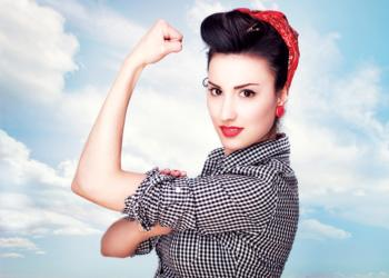 Az erős nő gyenge oldala