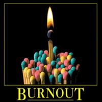 Ki�g�s (burn out) tr�ning