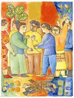 Konfliktus a csoportokban