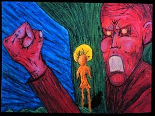 A haldoklás (halál) fázisai: Düh