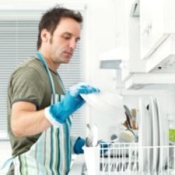 Az egyenrangúság része az otthoni munkamegosztás is.