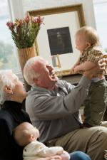 A nagyszülő szerepe a gyermeknevelésben