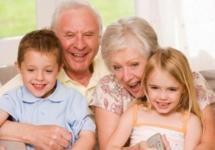 A nagyszülő szélsőségek