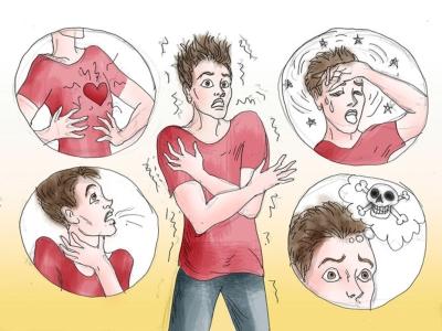 A pánik kialakulásának mechanizmusa