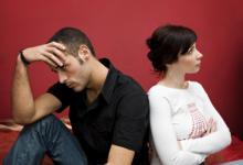 A párkapcsolat negyedik szakasza a válság