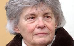 Dr. Polcz Alaine - pszichológus, tanatológus