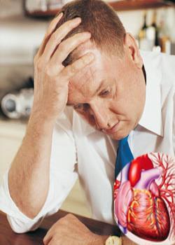 A szívinfarktus lelki okai