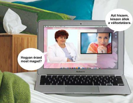 Skype™-os Pszichológiai Tanácsadás