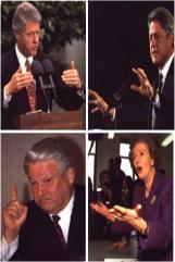 Testbesz�d a politikusokn�l