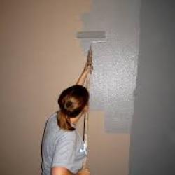 Rosszkor álltam meg a festésben.